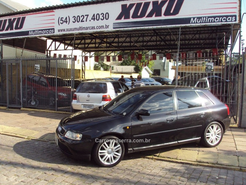 a3 1.8 20v gasolina 4p manual 2000 caxias do sul