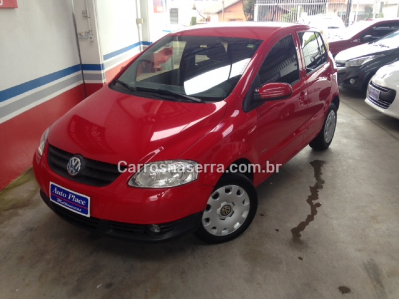 fox 1.6 mi plus 8v flex 4p manual 2009 caxias do sul