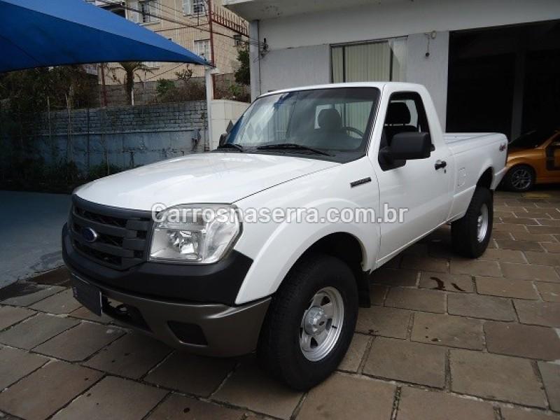 ranger 3.0 xl 16v 4x4 cs diesel 2p manual 2011 caxias do sul