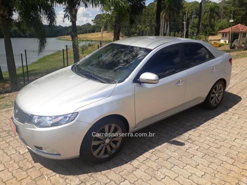 cerato 1.6 ex3 sedan 16v gasolina 4p automatico 2013 caxias do sul