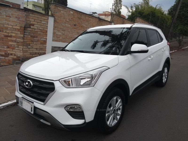 creta 1.6 16v flex pulse manual 2018 farroupilha
