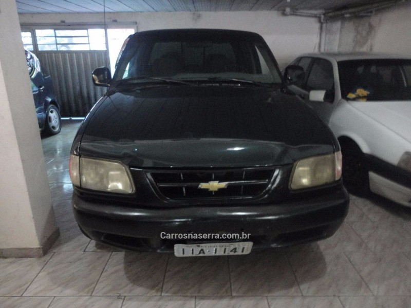 s10 2.5 dlx 4x4 cd 8v turbo diesel 4p manual 1998 caxias do sul
