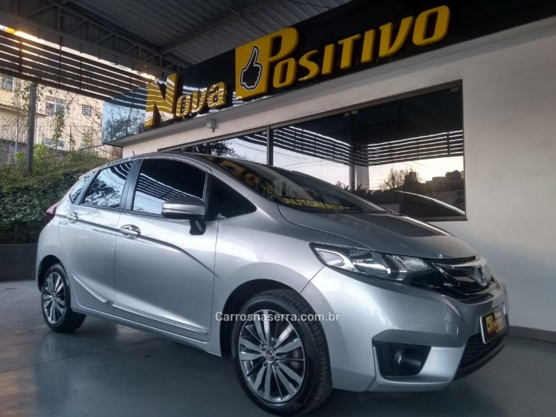 fit 1.5 ex 16v gasolina 4p automatico 2015 caxias do sul