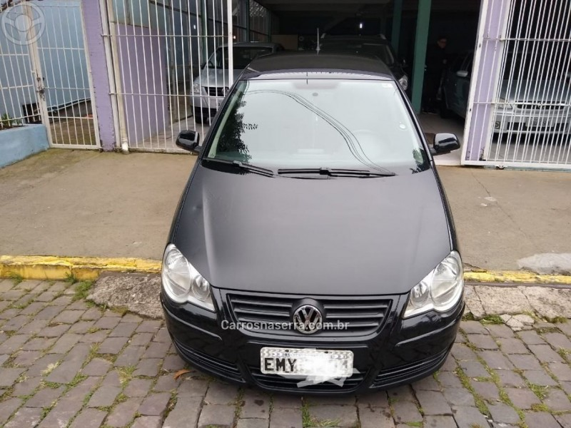 polo 1.6 mi 8v e flex 4p manual 2011 bento goncalves