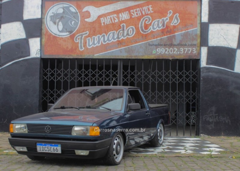 saveiro 1.8 cl cs 8v gasolina 2p manual 1995 caxias do sul
