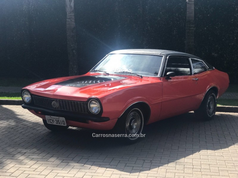 maverick 2.3 coupe 8v gasolina 2p manual 1976 caxias do sul