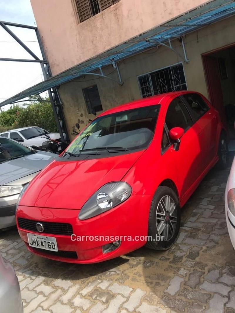 PUNTO 1.8 SPORTING 8V FLEX 4P MANUAL - 2011 - CAXIAS DO SUL