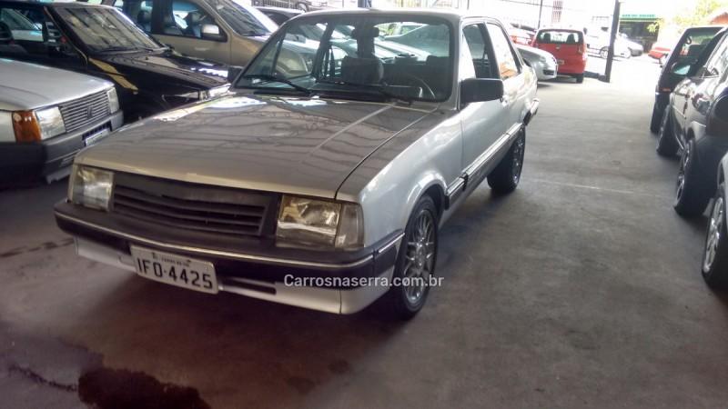 chevette 1.6 sl e 8v gasolina 2p manual 1990 caxias do sul