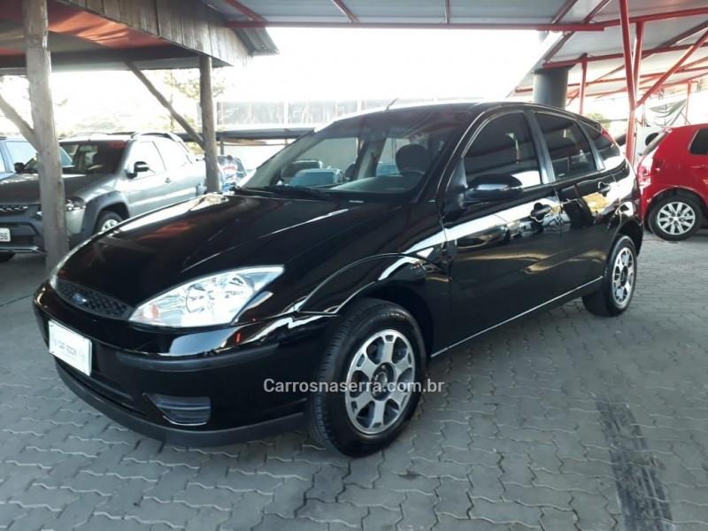focus 1.6 gl 8v gasolina 4p manual 2005 caxias do sul