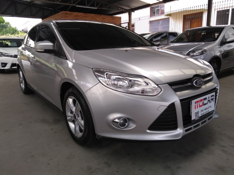 focus 1.6 s 16v flex 4p manual 2014 garibaldi