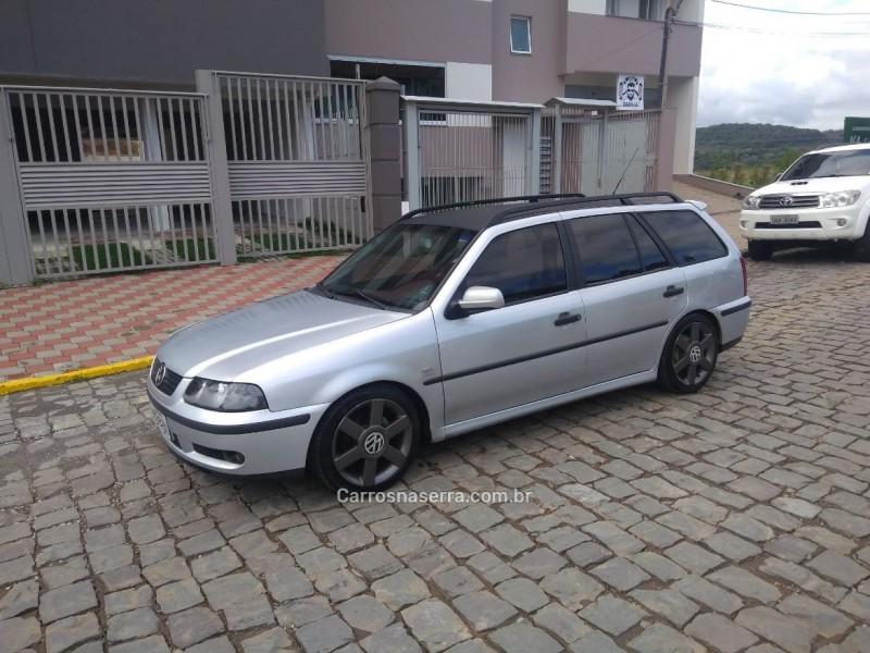 parati 1.0 mi 16v turbo gasolina 4p manual g.iii 2002 caxias do sul