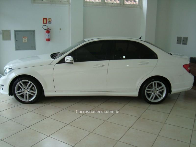 c 200 1.8 cgi avantgarde 16v gasolina 4p automatico 2014 bento goncalves