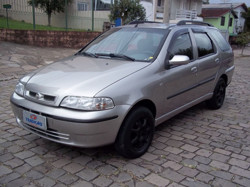 palio 1.6 mpi stile weekend 16v gasolina 4p manual 2003 caxias do sul