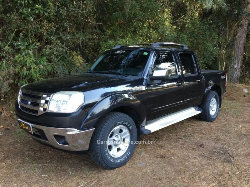 ranger 3.0 xlt 4x4 cd 16v turbo eletronic diesel 4p manual 2011 canela