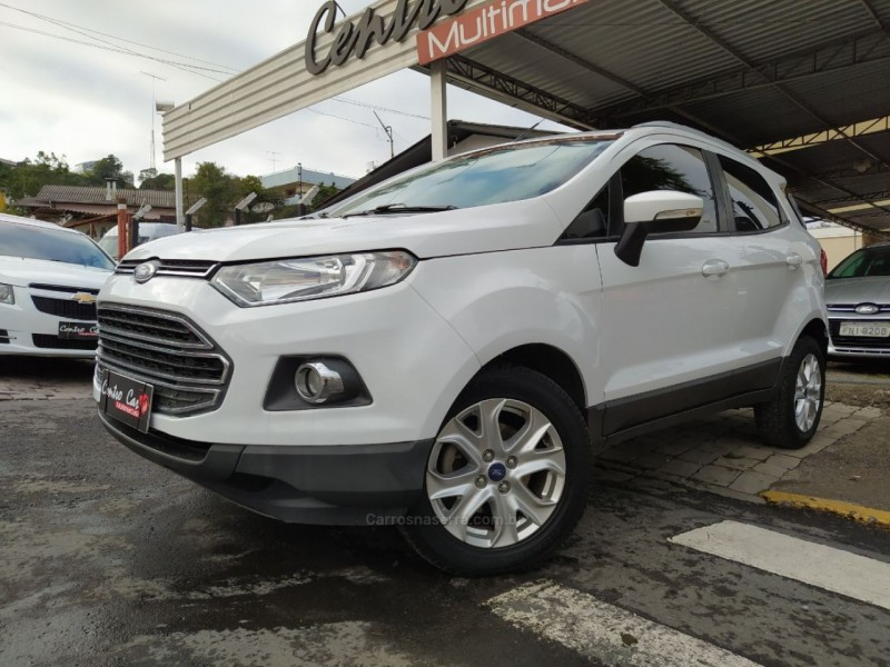 ecosport 2.0 titanium plus 16v flex 4p powershift 2014 caxias do sul
