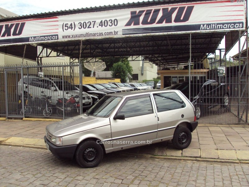 uno 1.0 ie mille ep 8v gasolina 2p manual 1996 caxias do sul