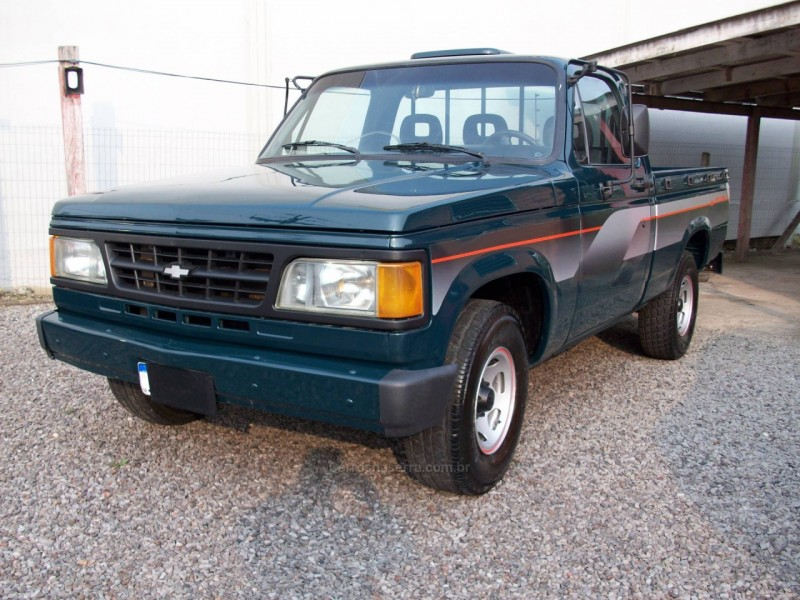 d20 4.0 custom s cs 8v diesel 2p manual 1993 farroupilha