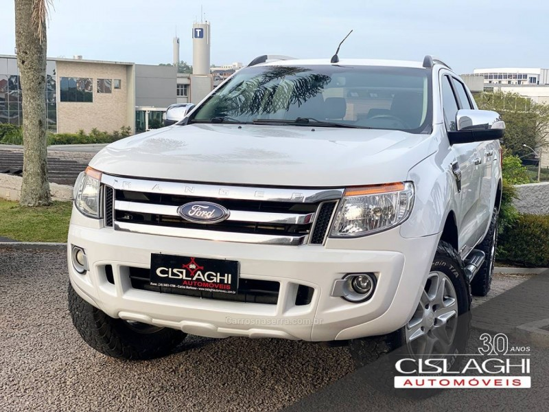ranger 3.2 limited 4x4 cd 20v diesel 4p automatico 2013 carlos barbosa