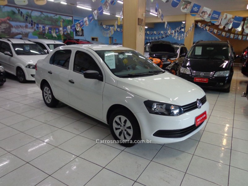 VOYAGE 1.0 MI CITY 8V FLEX 4P MANUAL - 2015 - CAXIAS DO SUL