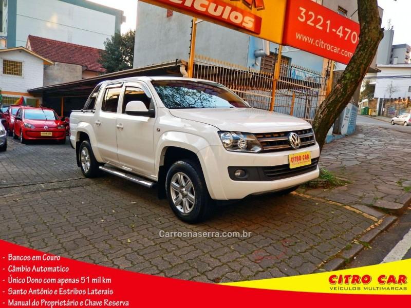 amarok 2.0 trendline 4x4 cd 16v turbo intercooler diesel 4p automatico 2014 caxias do sul