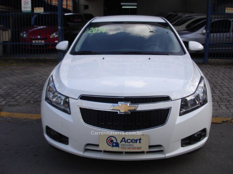 cruze 1.8 lt 16v flex 4p manual 2014 caxias do sul