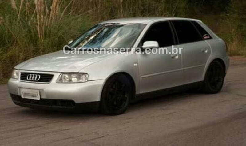 a3 1.8 20v gasolina 4p manual 2002 farroupilha