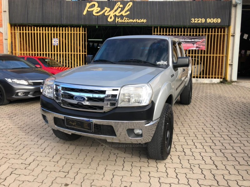 ranger 2.3 xlt 16v 4x2 cd gasolina 4p manual 2010 caxias do sul