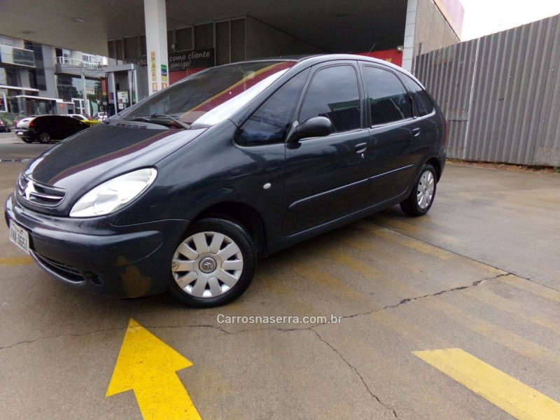 xsara picasso 2.0 gxs 16v gasolina 4p manual 2006 caxias do sul