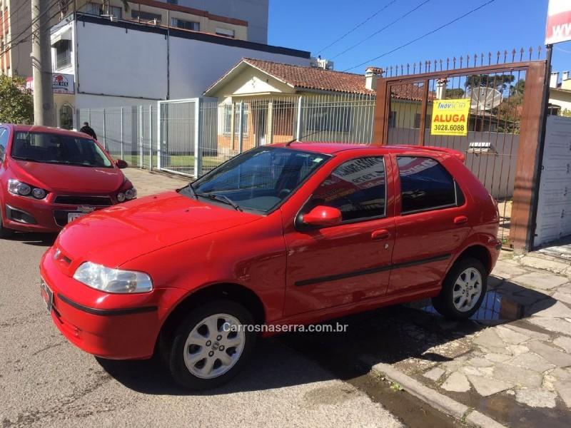 palio 1.0 mpi ex 8v gasolina 4p manual 2003 caxias do sul