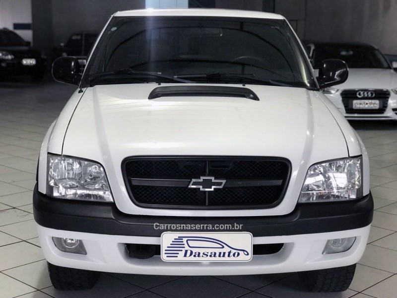 s10 2.8 colina 4x4 cd 12v turbo electronic intercooler diesel 4p manual 2008 caxias do sul