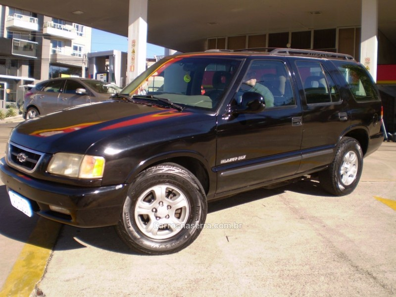 blazer 4.3 sfi dlx executive 4x2 v6 12v gasolina 4p manual 1998 caxias do sul