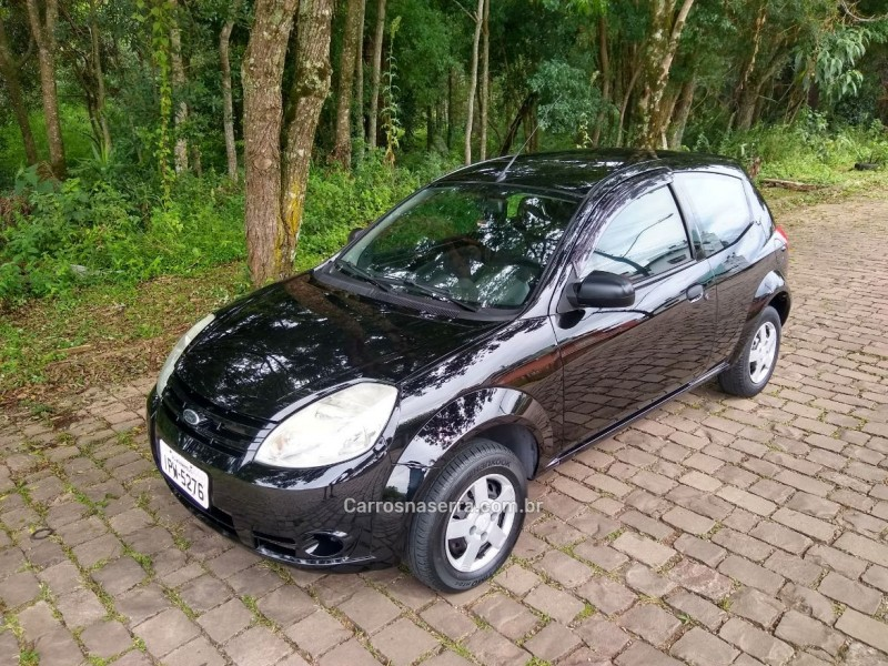 ka 1.0 mpi 8v flex 2p manual 2009 nova prata