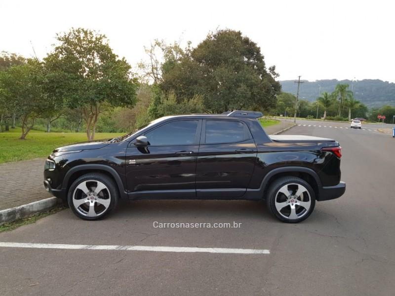 toro 2.0 16v turbo diesel freedom 4wd at9 automatico 2018 feliz
