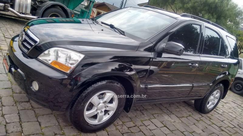 sorento 2.5 ex 4x4 16v diesel 4p manual 2008 caxias do sul