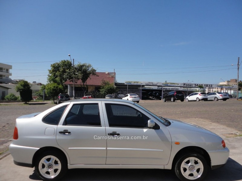 polo 1.8 mi classic sedan 8v gasolina 4p manual 1997 guapore
