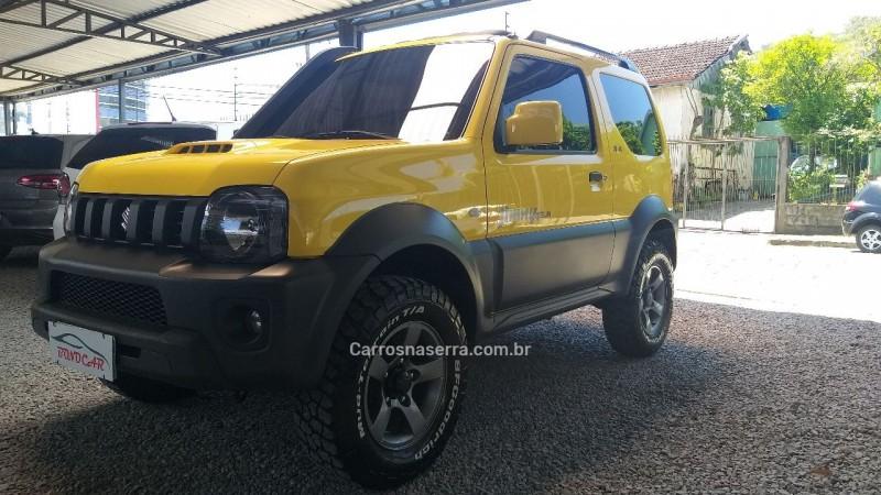jimny 1.3 4sun 4x4 16v gasolina 2p manual 2016 caxias do sul