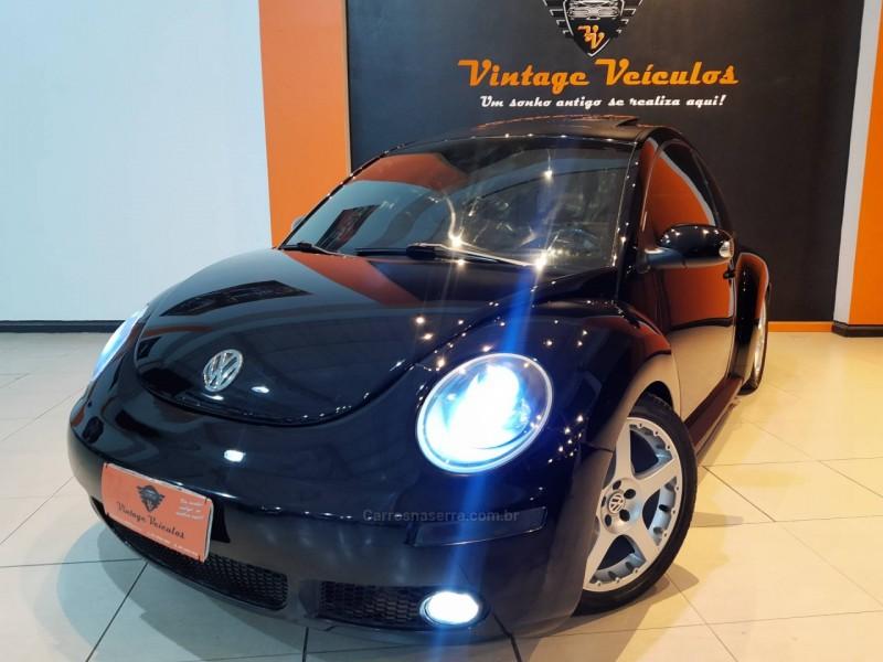 new beetle 2.0 mi 8v gasolina 2p manual 2009 caxias do sul