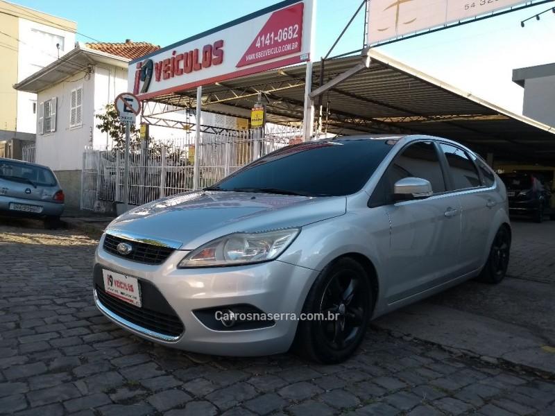 focus 2.0 glx 16v gasolina 4p manual 2009 caxias do sul