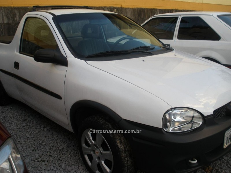 corsa 1.6 mpfi std cs pick up 8v gasolina 2p manual 1998 caxias do sul