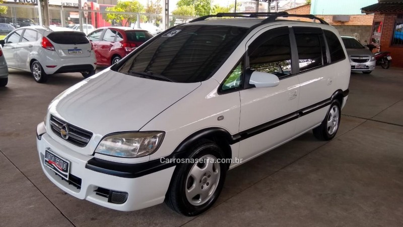 zafira 2.0 mpfi elegance 8v flex 4p manual 2010 caxias do sul