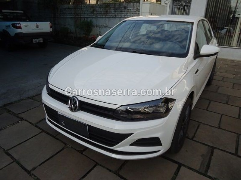 polo 1.6 mi 8v flex 4p manual 2018 caxias do sul