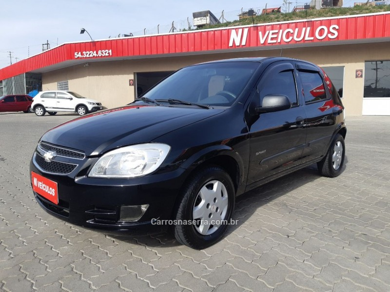 celta 1.0 mpfi spirit 8v flex 4p manual 2011 caxias do sul