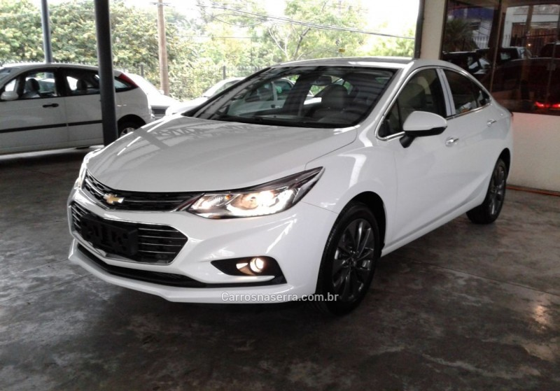 cruze 1.4 turbo ltz 16v flex 4p automatico 2019 caxias do sul