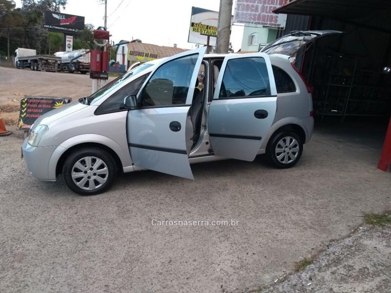 meriva 1.8 mpfi 8v gasolina 4p manual 2003 caxias do sul