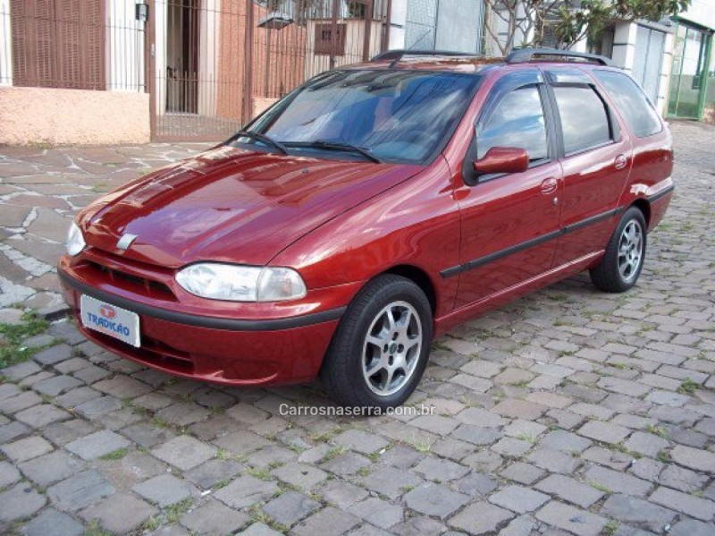 palio 1.6 mpi weekend 16v gasolina 4p manual 1999 caxias do sul