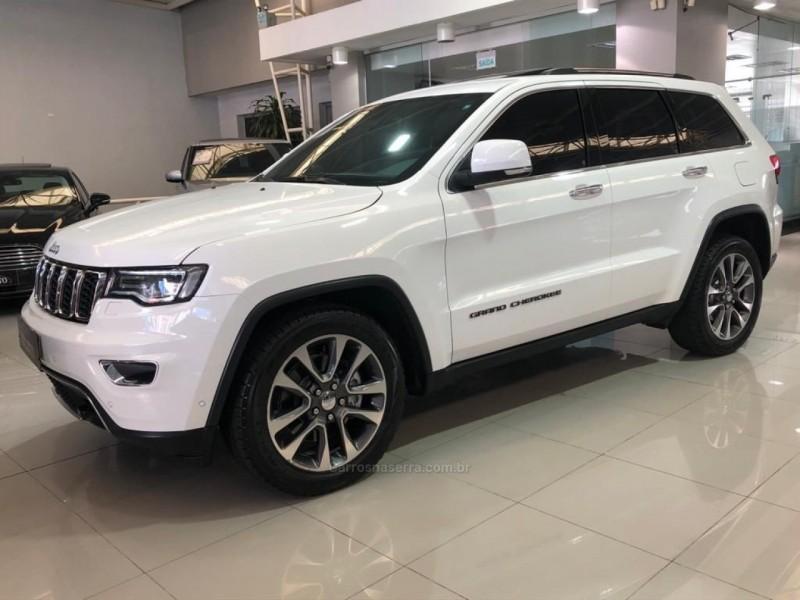 grand cherokee 3.0 limited 4x4 v6 24v turbo diesel 4p automatico 2018 caxias do sul