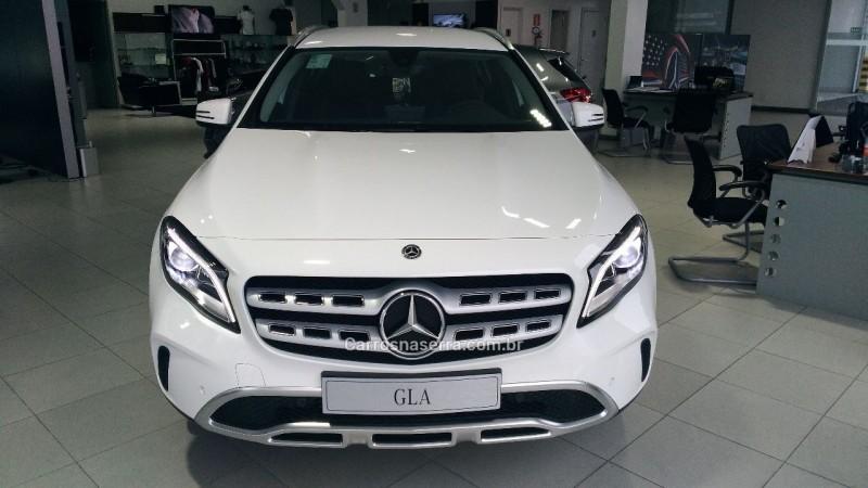 gla 200 1.6 cgi advance 16v turbo flex 4p automatico 2018 caxias do sul