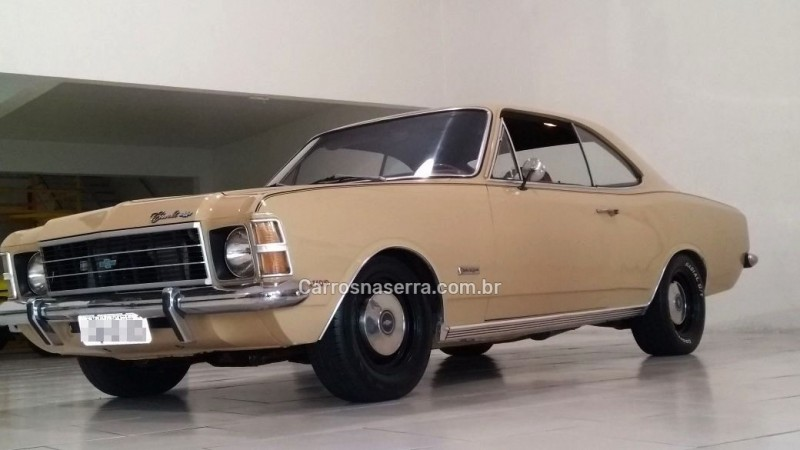opala 4.1 de luxo 12v gasolina 2p manual 1978 bento goncalves