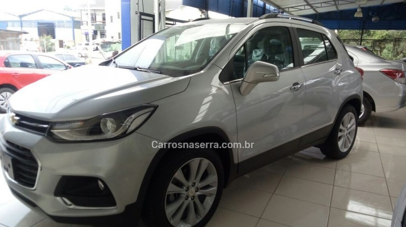 tracker 1.4 16v turbo flex premier automatico 2018 caxias do sul
