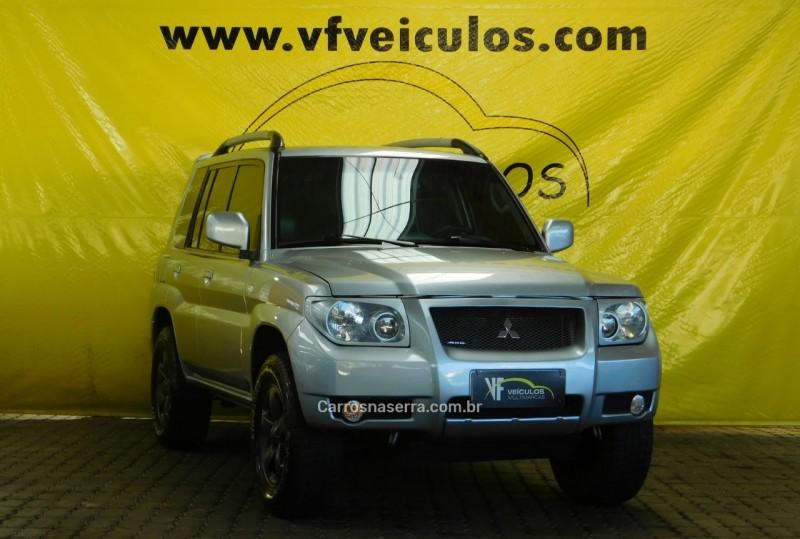 pajero tr4 2.0 4x4 16v 140cv flex 4p automatico 2009 caxias do sul